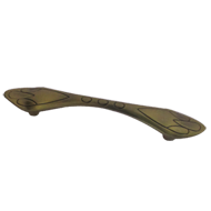 Cabinet Handle - Antique Finish - 100mm