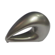 Cabinet Knob - Stainless Steel Finish -