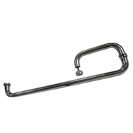 Shower Pull Handle - 18X8mm - CP Finish