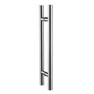 H Type Door Pull Handle - CC : 530mm Ov