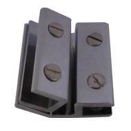 Magnetic Connectors - Chrome Plated Finish