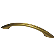 Cabinet Handle  - Matt Gold Finish - CC