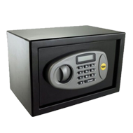Standard Digital Safe (Large) - Black C