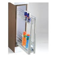 MAK Series 2 shelves pull out - Carcase Size - 200mm