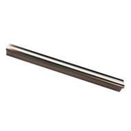 Profile Cabinet Handle - 96mm - White/Copper Finish