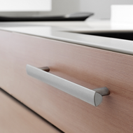 FORMA Cabinet Handle - Inox Look - 192mm