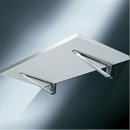 Shelf Bracket - Length : 230mm - Polish