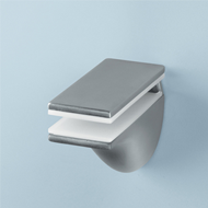 Shelf Bracket - Polished Chro