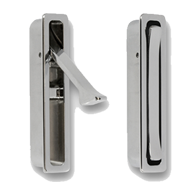 Cabinet Handle - 66mm - Bright Chrome Finish