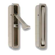 Cabinet Handle - 66mm - Satin Nickel Pl