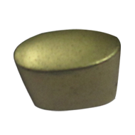 Cabinet Knob - Natural Bronze Finish