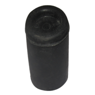 Door Buffer - Black Colour Rubber