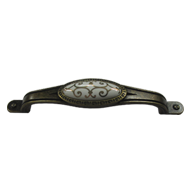 Cabinet Handle - 128mm - Off