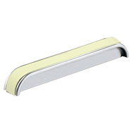 Cabinet Handle - 152mm - Bright Chrome