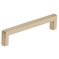 Cabinet Leather Handle - Light Beige Le