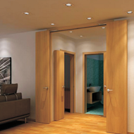 Compack Living 180 Degree Door System f