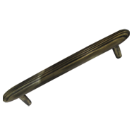 Brass Diamond Collection - Pull Handle