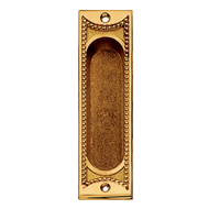 Flush Handle - Gold PVD Finish