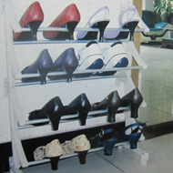 Four Layer Shoes Shelf