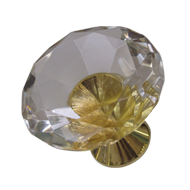 Cabinet Knob - 40mm - Clear C
