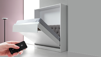 Automatic Folding Bed