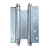 Double Action Spring Hinges - 4 Inch -