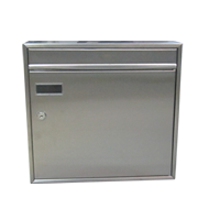 Rectangular Locking Stainless Steel Wal