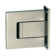 Automatic Hinge - Opening 180° - Satin Nickel Finish