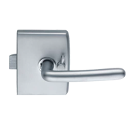 MINIMA LOCK with privacy Function - Satin Chrome Finish