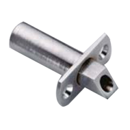 Upper Locking Bolt for double door - Satin Chrome Finish