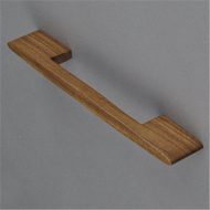 LATITUDE 160 - Wooden Cabinet Handle -