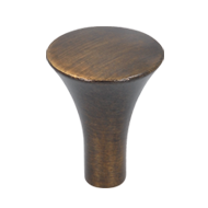 Cabinet Knob - Antique Brass  Finish