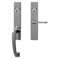 LIBRA American Entrance Set - Polished Chrome Finish