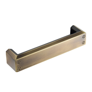 CHIC - Cabinet Handle - Shaded Bronze F