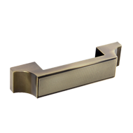 ZAR - Cabinet Handle - Shaded Bronze Fi