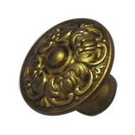 Cabinet Knob - Gold Finish - Small