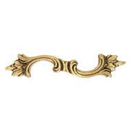 Rococo Cabinet Handle - 128mm - French