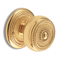 LENINGRADO Door Knob - Gold Finish