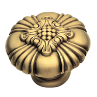 TIZIANO Cabinet Knob - Gold Finish