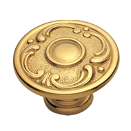 GIOTTO Cabinet Knob - Gold Finish