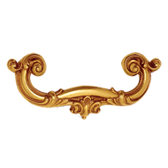 Cabinet Handle - Gold Finish