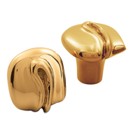 Arianna Cabinet Knob - Gold Finish