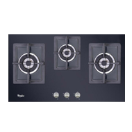 Glass Hob Triple Ring Sabaf B