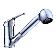 Kitchen Faucets - Pull Out Tap - Chrome