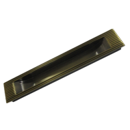 Lining Flush Sliding Handle