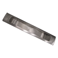 Lining Concealed Sliding Handle - 200mm - SS Finish