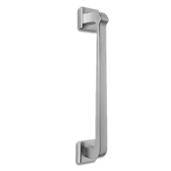 Door Pull Handle - Satin Nickel