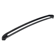 Cabinet Handle - 340mm - Iron coloured