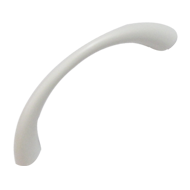 Cabinet Handle - 64mm - White Colour