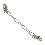 Door Chain - 15mm - Satin Nickel Finish
